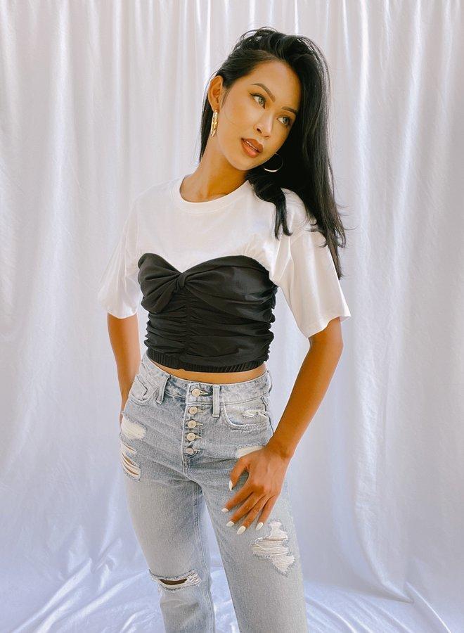 Helena Layered T-Shirt