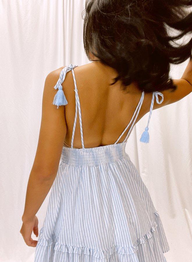 Carlie Stripe Dress