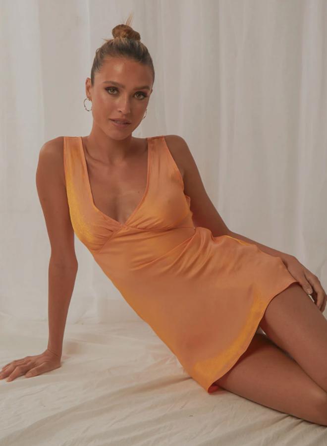 Audrey Vintage Slip Dress