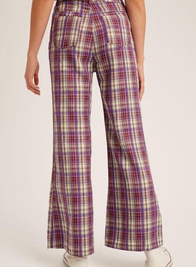 Harrison Plaid Pants