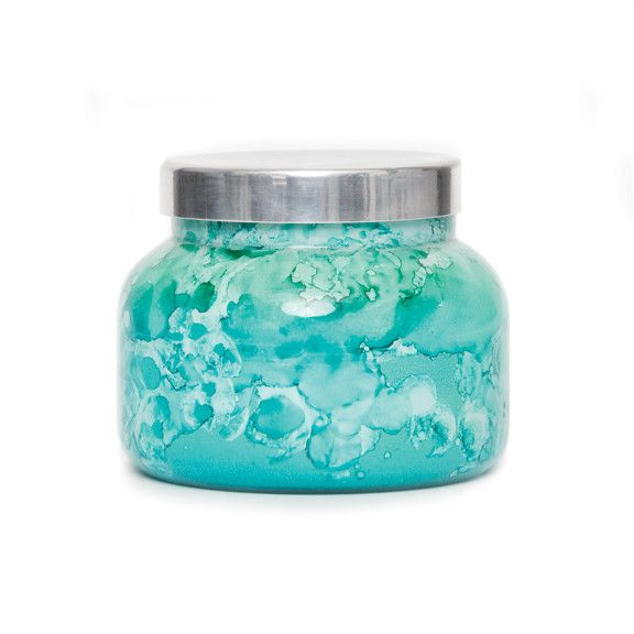 Capri Blue Candles Watercolor Collection Candles
