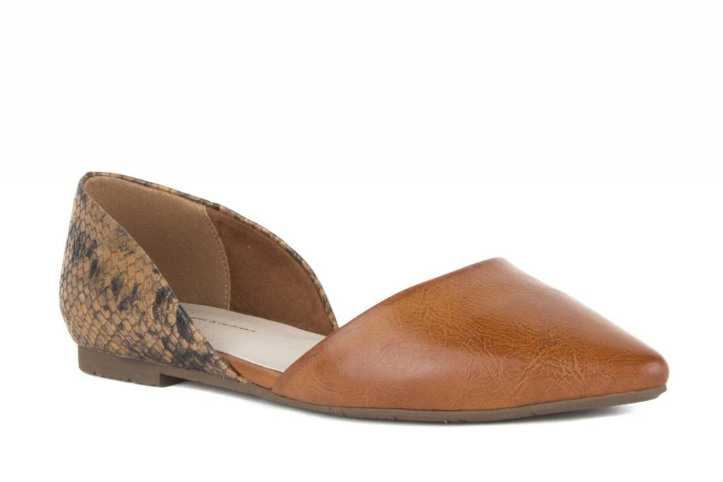 BC Footwear High Society Flats