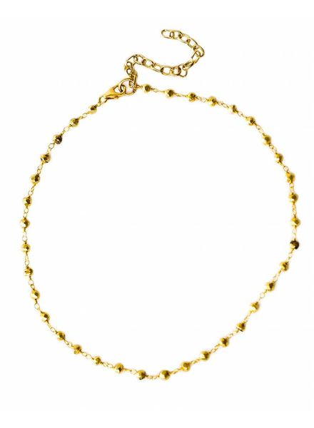 Karen London Floating Choker