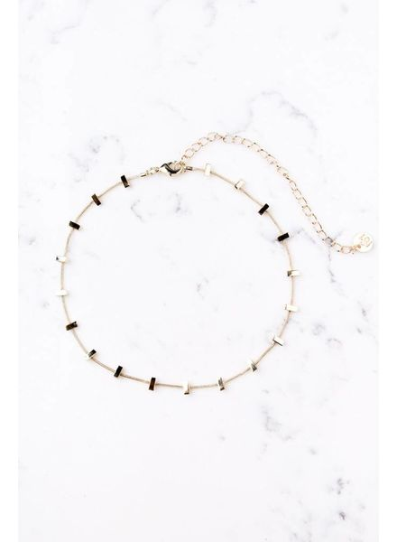 Shira Melody Summer Glow Choker
