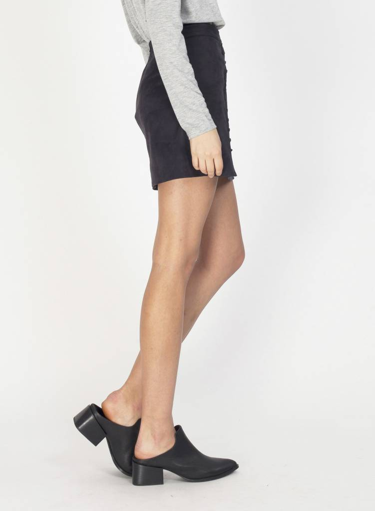 Gentle Fawn Talon Suede Skirt