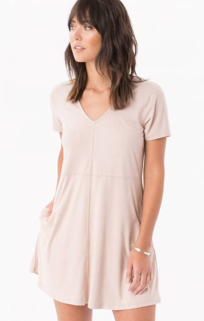 Z Supply Suede Shift Dress