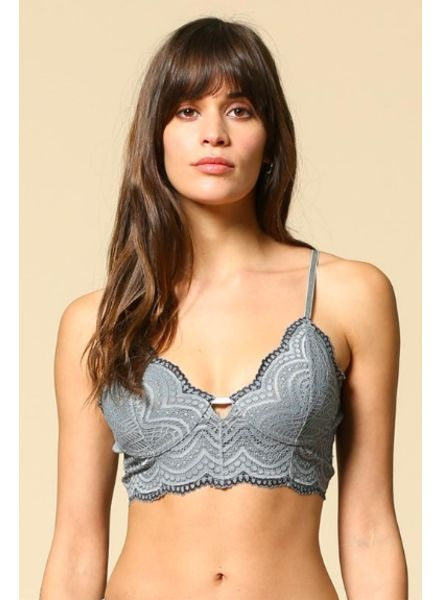 By Together Scalloped Bralette