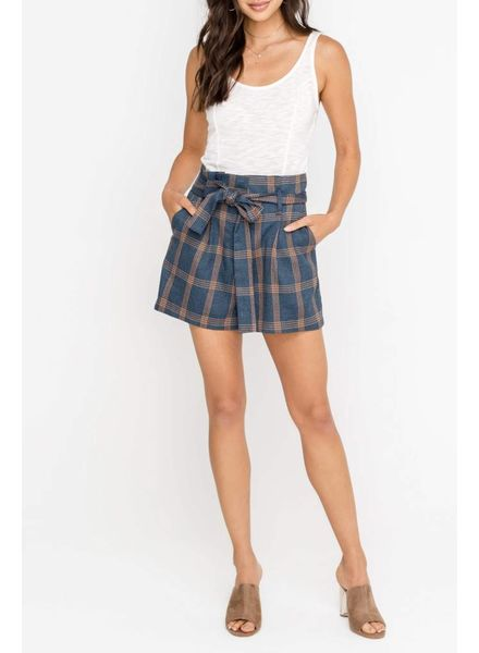 Piper Plaid Shorts