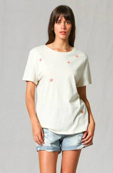 By Together Scattered Star Tee