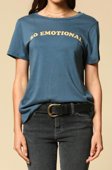 By Together So Emotional Tee