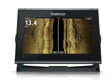 Simrad SIMRAD GO9 XSR ACTV-IMAG-3IN1, NAV+US/CN