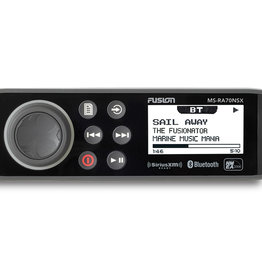 Fusion FUSION AM/FM/WEATHER/BLUETOOTH MS-RA70NSX
