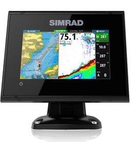 Simrad Simrad GO5 XSE MED/HI/DWNSCN,US/CAN NAV+ CARD