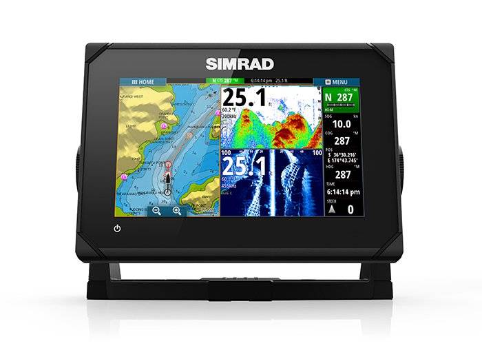 Simrad Simrad GO7 XSE,US/CAN NAV+ CARD