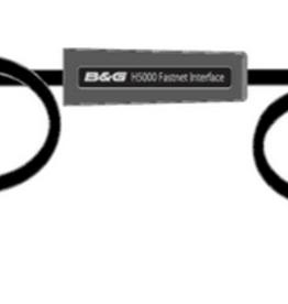 B&G B&G H5000 FASTNET INTERFACE