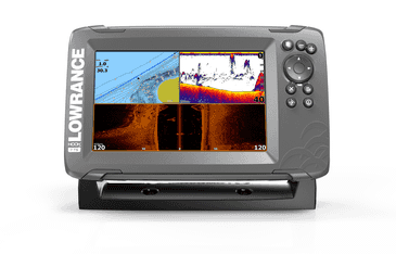 Lowrance Lowrance HOOK2-7 TripleShot with Navionics US/Can Nav+ Mapping Card