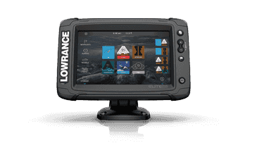 Lowrance LOWRANCE Elite-7 Ti² with US/CAN Nav+ and Active Imaging 3-in-1