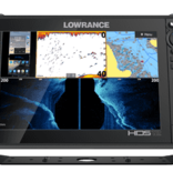 Lowrance Lowrance HDS-12 LIVE with Active Imaging 3-1 Transducer