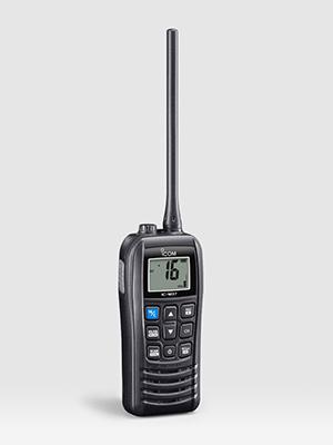 ICOM ICOM VHF RADIO HANDHELD M37 IC-M37