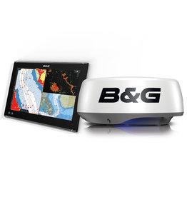 B&G B&G ZEUS3 9 INSIGHT WITH HALO 20+ Radar
