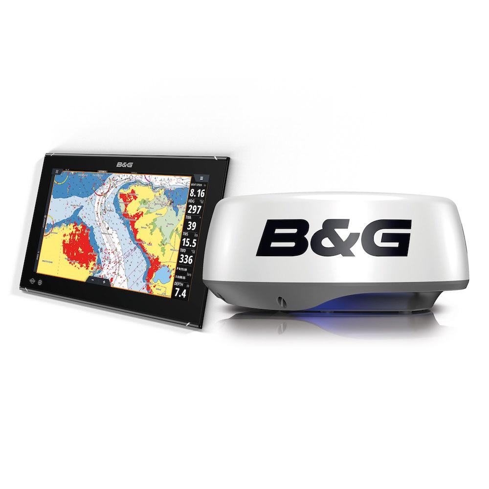 B&G B&G ZEUS3 12 INSIGHT WITH HALO 20+ Radar
