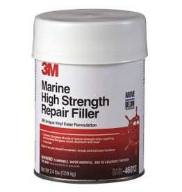 3M Products 3M MARINE HIGH STRENGTH REPAIR FILLER QUART 46013