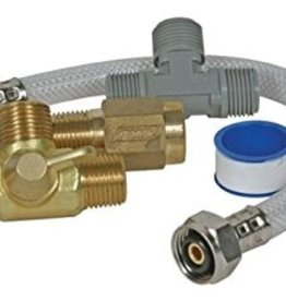 Camco CAMCO QUICK TURN RV PERMANENT BY PASS KIT 35983