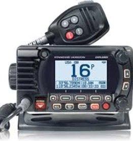 Standard Horizon STANDARD RADIO VHF GX1850B EXPLORER DSC BLACK
