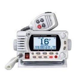 Standard Horizon STANDARD RADIO VHF GX1850W EXPLORER DSC WHITE