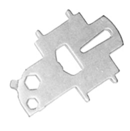 Victory HOMER DECK PLATE KEY,UNIVERSAL HM009901