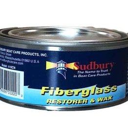 Sudbury SUDBURY FIBERGLASS RESTORER & WAX PASTE