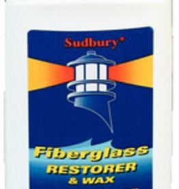 Sudbury SUDBURY 413 FIBERGLASS RESTORER WAX 16OZ