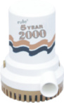 Rule 5 YEAR 2000 GPH PUMP 12V