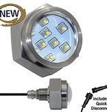 Luxor LUXOR LED-DPUWL-45HP-BL UND.WTR BLUE