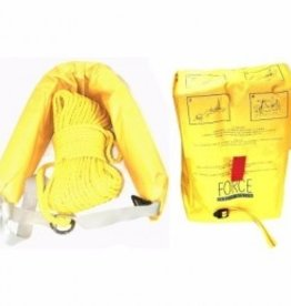 Trem/Brewers TREM RESCUE COLLAR WITH 40M OF 8MM FLOATING ROPE 94500