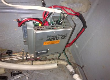 Chargers, Controllers, & Inverters
