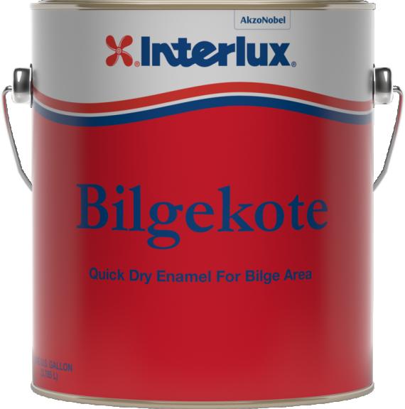 Interlux INTER BILGEKOTE 102-1L WHITE QT  (YMA102)