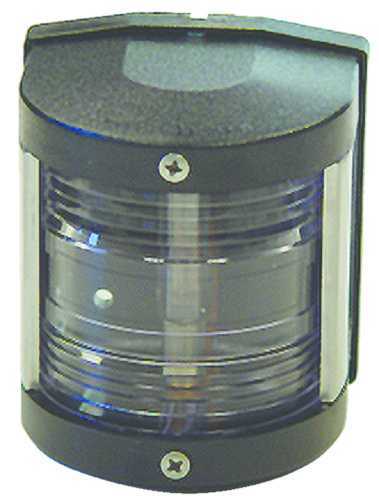 AQUA SIGNAL AQUASIGNAL SERIES 25 CLASSIC STERN LIGHT 2NM (135 DEG) Replaces STD 25500-7