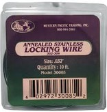 Trans/Western WESPAC .032 10'COIL S/S LOCKING WIRE 30085