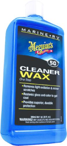 Meguiar's MEGUIARS CLEANER M5032 LIQUID WAX 32 OZ.