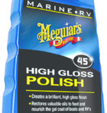 Meguiar's MEGUIARS POLISH M4516 BOAT/RV   16 OZ.