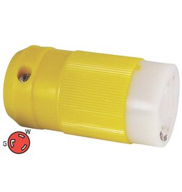Marinco 305CRCN MARINCO 30A CONNECTOR FEMALE 305CRCN