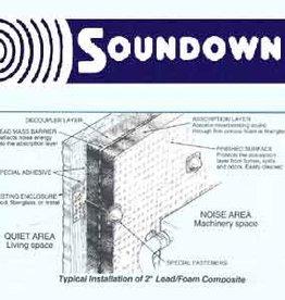 """Technicon TECHNICON INSULATION FB-1  SOUND 32""""X54""""X1"""