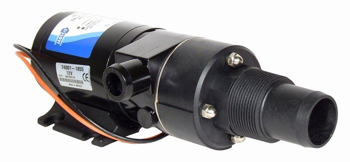 ITT/Jabsco ITT PUMP MACERATOR 12V (2092 REPLACES 18590-1000) 18590-2092