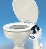 ITT/Jabsco ITT MANUAL TOILET- LARGE BOWL 29120-3000