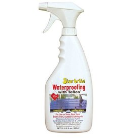Starbrite STARBRITE WATERPROOFING TREATMENT W/PTEF 22OZ SPRAY 81922