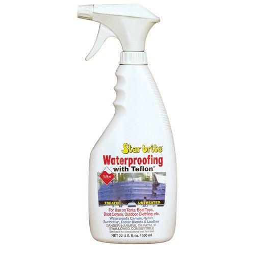 Starbrite STARBRITE WATERPROOFING TREATMENT W/PTEF 22OZ SPRAY 81922
