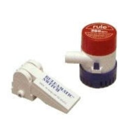 Rule RULE 25 PUMP BILGE 25-35A 500 GPH W/35A SWITCH