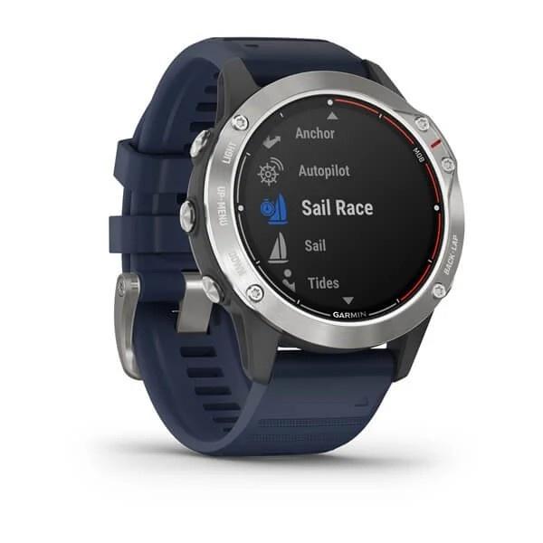 GARMIN GARMIN quatix 6, marine watch