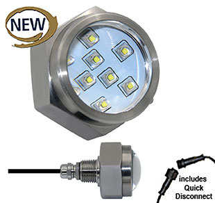 Luxor LUXOR LED-DPUWL-27HP-BL-SS